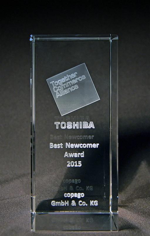 copago_gewinnt_TOSHIBA_Best_Newcomer_Award_2015