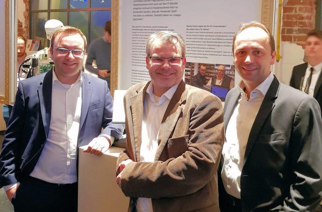 Gründerpreis NRW 2017: copago gehört zu den TOP 10